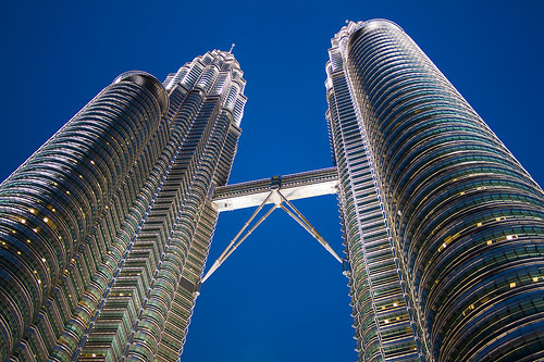 Image © Szelee Teo for new article on the Petronas Towers in my new Blog¡¡¡