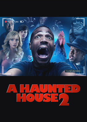 Haunted House 2, A
