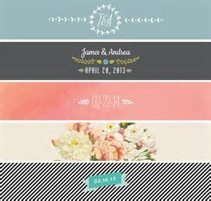 Belly Bands to Assemble Your Wedding Invitations