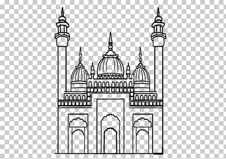 Gambar Mewarnai Masjid Al Aqsa Gambar Mewarnai Hd