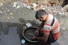 the gold dust diggers of bandra jain mandir road by firoze shakir photographerno1