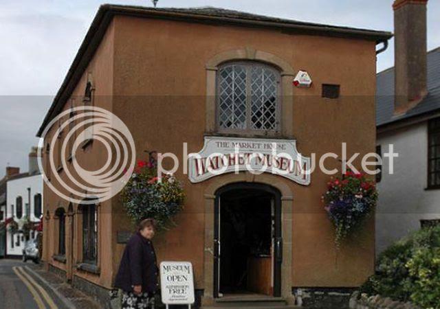 Market House Museum in Watchet