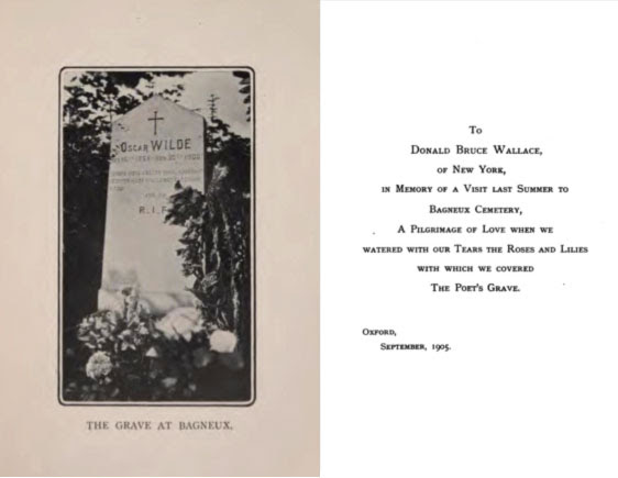 Ellen Crowell Oscar Wildes Tomb Silence And The Aesthetics Of