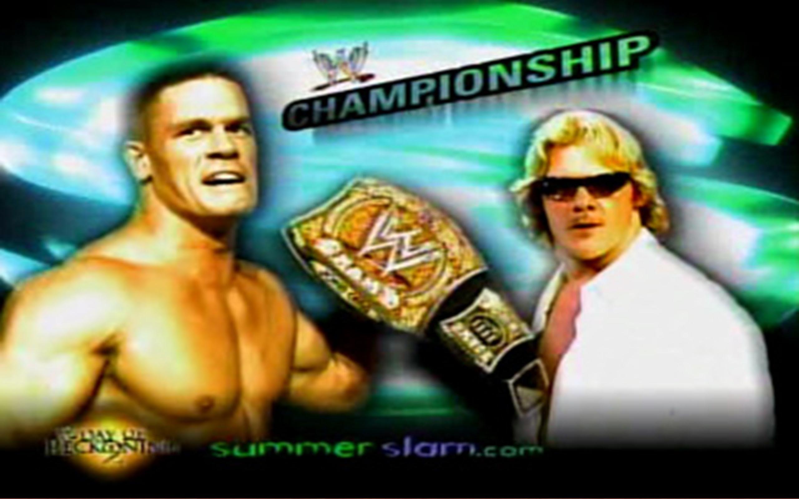 WWE SummerSlam 2005 - Raport