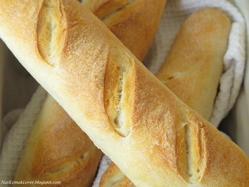 Nasi Lemak Lover Easy French Bread Baguette