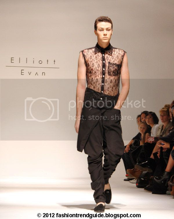 Elliott Evan spring 2013 fashion