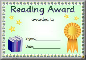 Editable homework certificates