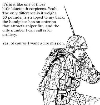 Would you like a fire mission? by you.