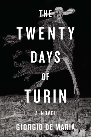 Image result for Giorgio De Maria, The Twenty Days of Turin: A Novel