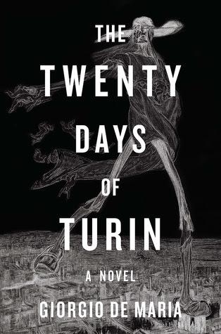 Image result for Giorgio De Maria, The Twenty Days of Turin: A Novel