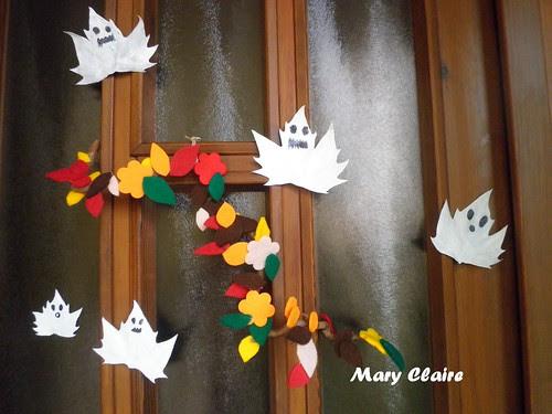 ingresso con fanta-foglie