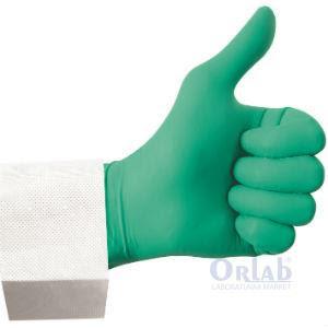 Nitril Eldiven Yeşil Pudrasız 24 Cm Xs