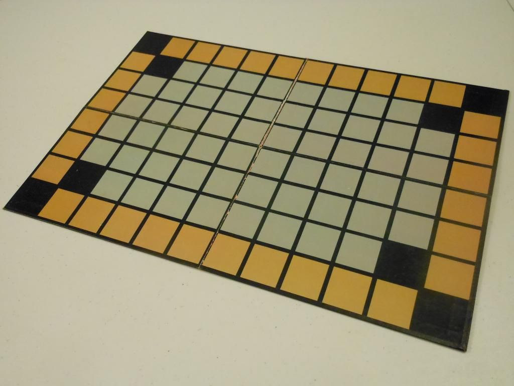 Quantum game board