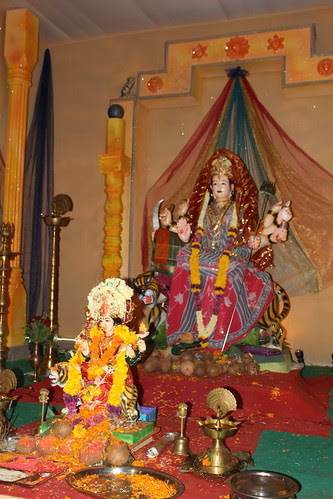 Durga Pandal Mount Mary 2012 by firoze shakir photographerno1