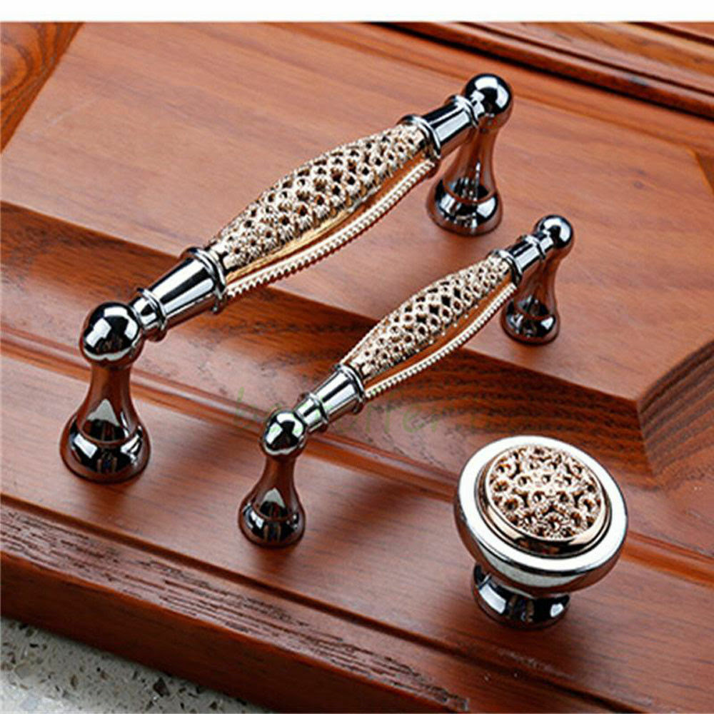 Modern Kitchen Cabinet Door Handles Stainless Steel Drawer ...