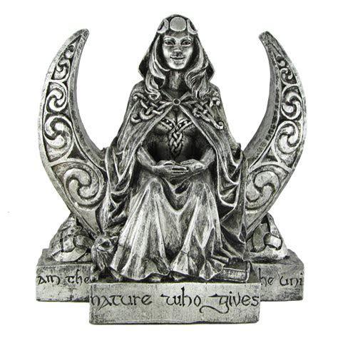 Dryad Designs Moon Goddess Statue, Large By Paul Borda