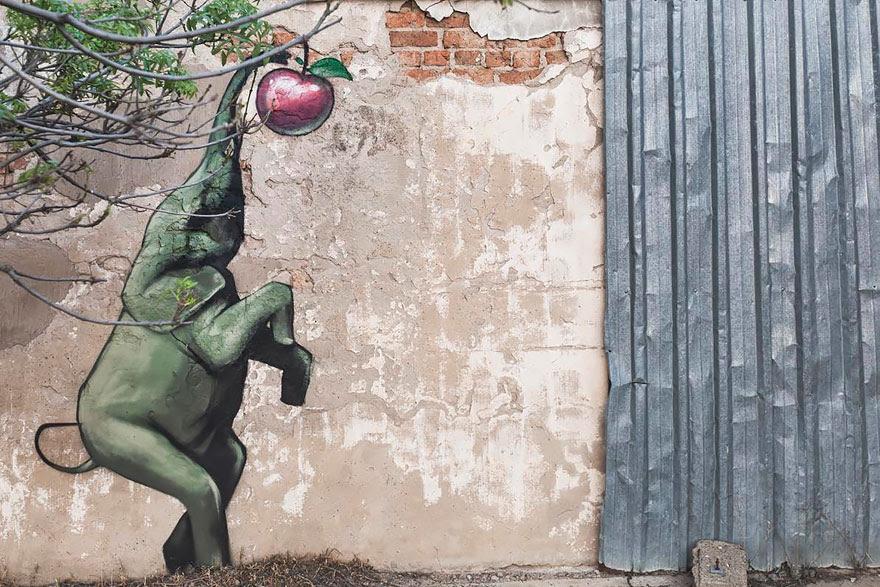 arte-urbano-elefantes-interactivos-falko-sudafrica (8)