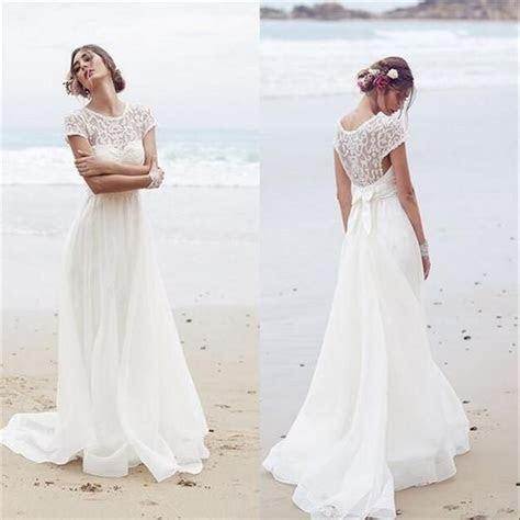 25  best Beach wedding dresses casual ideas on Pinterest