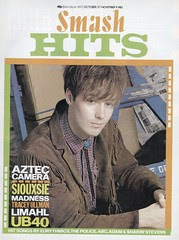 Smash Hits, October 27, 1983