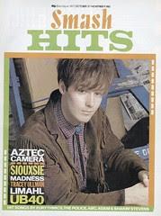Smash Hits, October 27, 1983