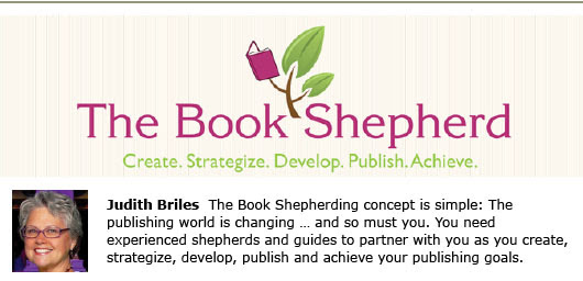 judith briles the book shepherd self-publishing