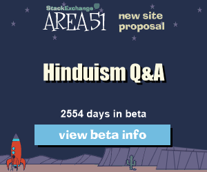 Stack Exchange Q&A site proposal: Hinduism