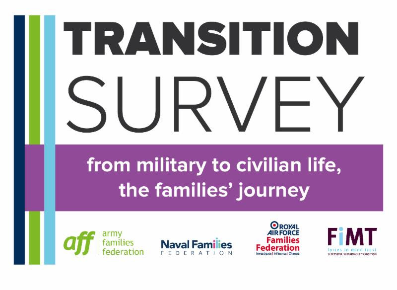 Transition survey logo