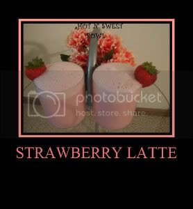 Strawberry Latte