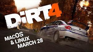 DiRT 4 arriva su macOS e Linux il 28 marzo