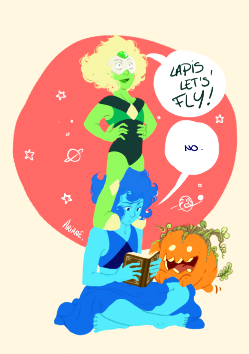 I made another background for my Lapidot drawing ! What do you think ?