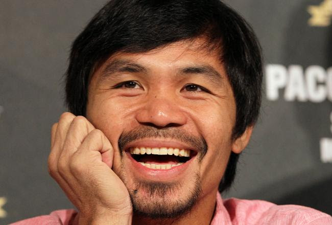 manny pacquiao gives houses to the poor for free
