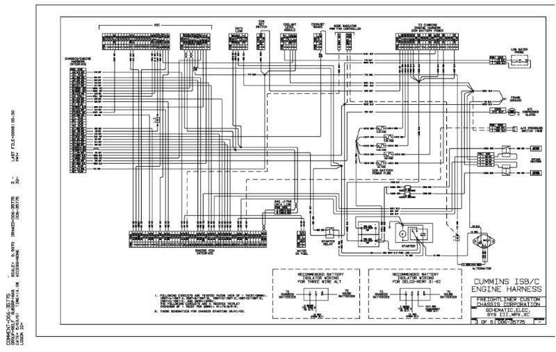 Itasca Motorhome Wiring Diagrams