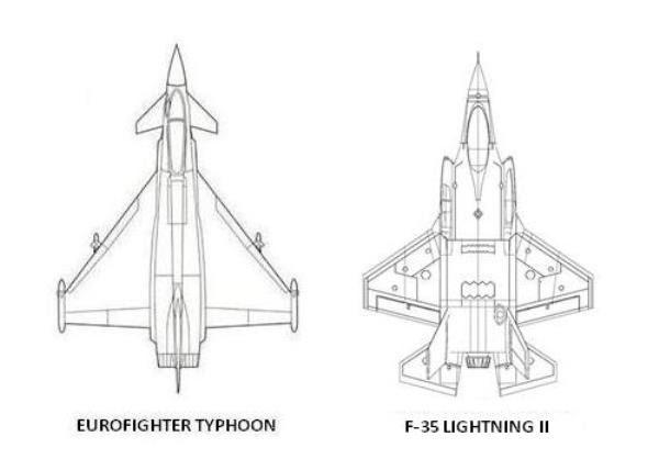 Eurofighter-vs-F-35