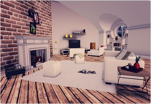Style - Mudhoney Laura Living Room