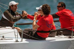 J/70 Calvi Network- skipper Carlo Alberini