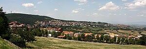 Chianciano Terme Landscape