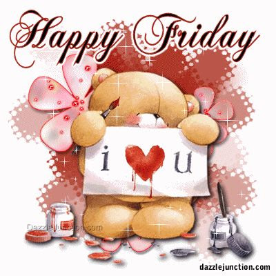 Happy Friday Clipart Free Free Download Best Happy Friday Clipart