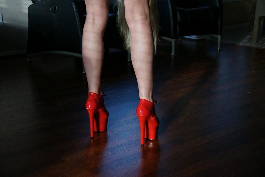 high heel oxfords. Sexy red high heel stiletto