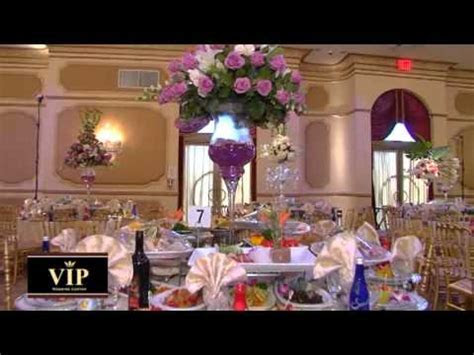 Wedding Decor @ ELITE PALCE By Vip flowers Queens NY 718