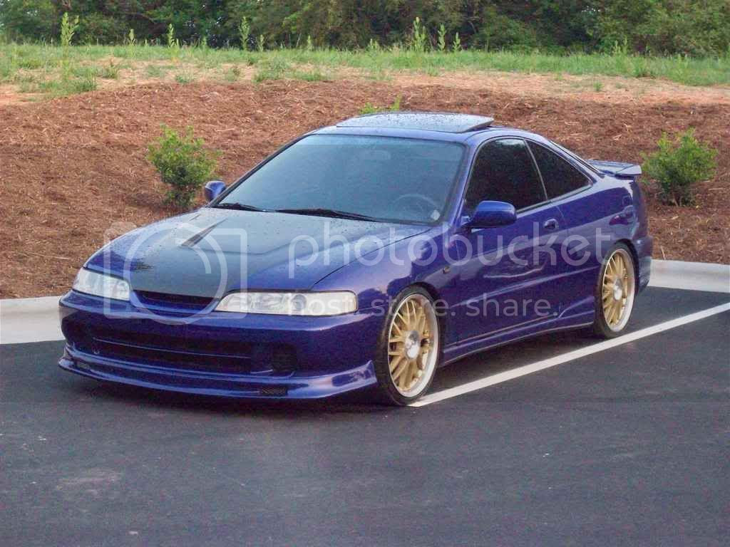 Acura Integra Jdm Front End