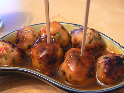 croquettes de poulet, sauce mangue.jpg