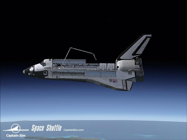 captain sim space shuttle - photo #20