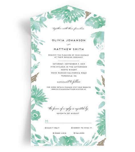 Minted Wedding Invitations ? Destination Wedding Blog