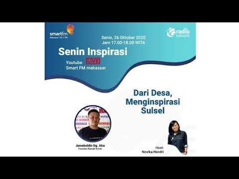 Rumah Koran di Radio Smar Fm Makassar