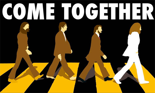 Come Together | The Beatles | Tacky Harper's Cryptic Clues