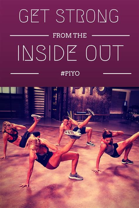 Piyo Workout Sequence