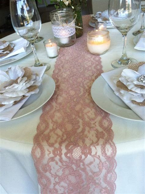 25  Best Ideas about Lace Table Runners on Pinterest