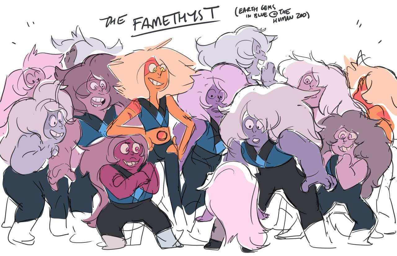 Early concept for the Famethyst!