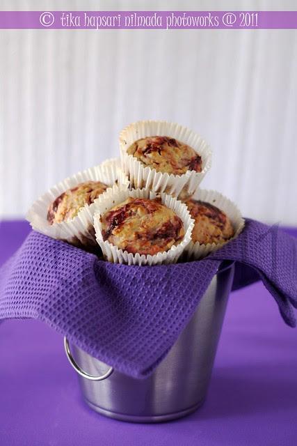 (Homemade) Blueberry and yogurt muffin - 1