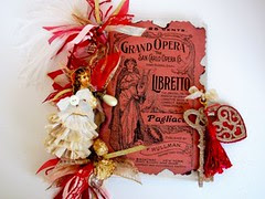 Art Opera: Acrylic Libretto Book! 3